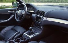 BMW 330CI Interior (patrikreinwald) Tags: bmw cabrio ci car convertible mtech mpacket msport m54 330 e46 vr 18105 nikon interior