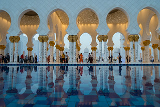 Sheikh Zayed Grand Mosque 3 - Abu Dhabi, UAE