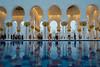 Sheikh Zayed Grand Mosque 3 - Abu Dhabi, UAE (mjillster7107) Tags: fujufilm xpro1 abudhabi uae mosque religiion reflection architecture