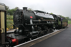 (Capt' Gorgeous) Tags: gwr gloucesterandwarwickshire railway steam usa 5197 gala trains 2018