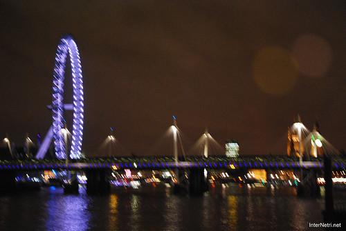 Око Лондона вночі InterNetri United Kingdom 0430