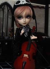 Portrai Raven Taeyang Natsume (Lunaria Nfield) Tags: taeyang natsume label creator groove pullip leeke wig raven chaos