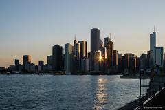 Chicago Skyline (dpsager) Tags: chicago dpsagerphotography illinois lakemichigan metabones skyline