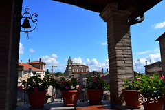 Gradoli - Italy (Biagio ( Ricordi )) Tags: gradoli lazio italy borghi viterbo borgo medievale paesaggio architettura nuvole