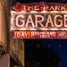 Park at the garage