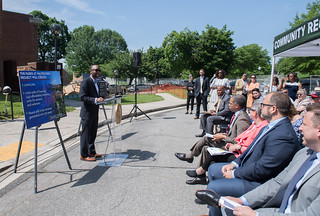 May 25, 2018 Walter Reed Groundbreaking