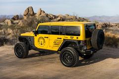 Hifonics-Jeep-5 (tswalloywheels1) Tags: yellow jeep wrangler jk jku jeepjk black rhino barstow offroad off road truck suv aftermarket wheel wheels rim rims alloy alloys textured matte