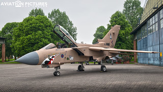 Panavia Tornado GR4 ZD793