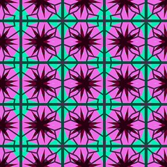 Seamless decorative pattern (Astronira) Tags: astronira pattern ornament abstract abstraction background seamless texture textured rhythm symmetric symmetrical symmetry infinite patterned image design decorative decor geometric geometrical