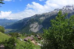 retour au village de Mex (bulbocode909) Tags: valais suisse mex villages maisons chalets montagnes nature forêts arbres nuages printemps paysages vert bleu prairies groupenuagesetciel