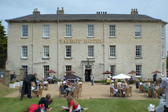 The Talbot Hotel (Tony Worrall) Tags: update place location uk england north visit area attraction open stream tour country item greatbritain britain english british gb capture buy stock sell sale outside outdoors caught photo shoot shot picture captured malton yorkshire yorks northyorkshire architecture town buildings built candid people sunlit sunny street urban thetalbothotel hotel relax