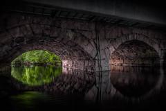 Into the green - The summer is here (mvnfotos) Tags: underthebridge 4summer 452 52in2018challenge d7100 karkkila tokina