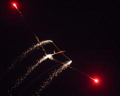 Night Jet Glider-3 (4myrrh1) Tags: jet glider aircraft aviation airshow cherrypoint nc northcarolina mcas marine 2018 night