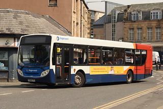 SCNL 22608 @ Lancaster bus station