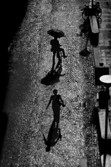Italy - Padova (luca marella) Tags: italy padova street blackwhite biancoenero lucamarella light shadow rain bnw bn bw veneto