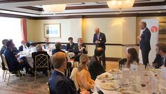 07-06-2018 Exclusive Luncheon with Secretary of State Pieter De Crem - DSC08984