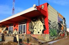 malines Near the Skate park @Gijs Vanhee  IMG_0278 (blackbike35) Tags: malines melchelen belgique art artwork de rue aérosol bomb paint graff graffiti street streetart urban public writing artist