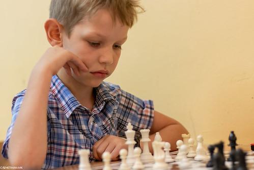 VIII Szachowe Mistrzostwa Społecznego Przedszkola Akademia Przedszkolaka-33