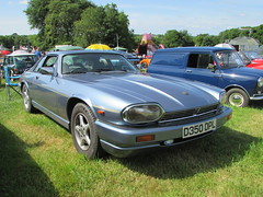 Jaguar XJS 3.6 D350DPL (Andrew 2.8i) Tags: classicsatscolton scoltonmanor haverfordwest pembrokeshire car cars classic classics show british coupe gt sports sportscar xj 36 xjs jaguar