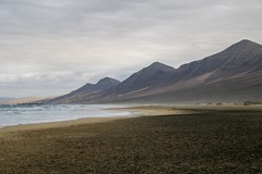 Fuerteventura - Playa Cofete (hangoverphotograph) Tags: eos canon berge sand atlantik meer spain spanien fuerteventura beach strand