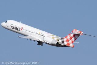 LGAV I 07.06.2018 I Boeing 717-2BL I EI-FBL