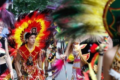 Germany: 2018 Parade der Kulturen held in Frankfurt (mdebets) Tags: bolivian europe fjr frankfurt frankfurtyouthcouncil frankfurterjugendring germany hesse hessen paradederkulturen carnivaldress culturaldiversity culture entertainment festival nationalcostume nationaldress parade paradeofcultures party rally social streetparade traditionalclothes traditionaldress deu