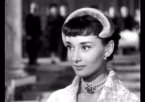 Audrey Hepburn Roman Holiday 1953 A Photo On Flickriver