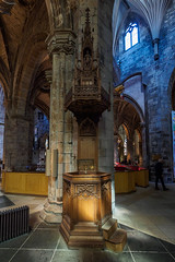 St Giles Cathedral (Joey Hinton) Tags: olympus omd em1 scotland edinburgh united kingdom mft m43 microfourthirds st giles cathedral church high kirk 714mm f28