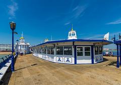 Victorian tea room (Giloustrat) Tags: eastbourne pier pentax k3 bleu blanc nuages groupenuagesetciel saariysqualitypictures pentaxflickraward