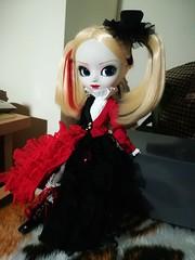 Harley Quinn (it's_a_secret) Tags: pullip harley quinn dress version jun planning groove dolls