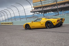 Ford GT @ Homestead-Miami Speedway (Keenan Warner Photography) Tags: fordgt ford gt twinturbo heffner heffnerperformance wheelsboutique wheelsboutiquecom teamwb hrewheels hre hreperformancewheels pirelli pirelliusa homesteadmiamispeedway