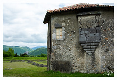 Saint-Bertrand-de-Comminges (christian_lemale) Tags: saintbertranddecomminges musée museum fouilles romaines roman excavations nikon d7100