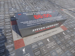 Liverpool FC Anfield Stadium Walkaround Liverpool May 2018 F (symonmreynolds) Tags: liverpoolfc anfieldstadium walkaround football soccer ynwa youllneverwalkalone liverpool may 2018
