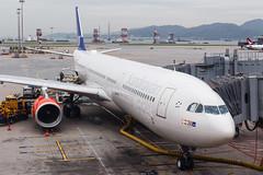 SAS A330-300 LN-RKR 002 (A.S. Kevin N.V.M.M. Chung) Tags: aviation aircraft airlines plane aeroplane spotting airside apron sas