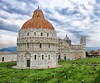 Piazza dei Miracoli (RoccoG29) Tags: pisa pisatower tower leaningtower green blusky