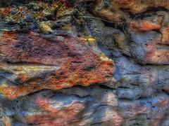 Lava ardiente (FOTOS PARA PASAR EL RATO) Tags: textura piedras cdmx rocas lava pedregal