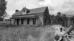 Abandoned (Lone Rock) Tags: abandoned blyoregon