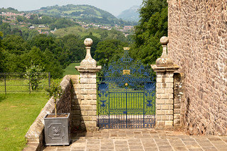 Warriors' Gate locations | Doctor Who | Powis Castle | Welshpool-42