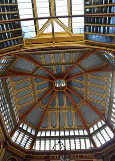 Leadenhall Market roof