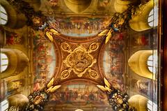Ceiling of Louvre Museum (tagann) Tags: paris museum louvre ceiling plafond history histoire musee