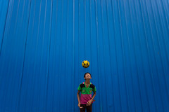 Football Mania! (kazimushfiq) Tags: football worldcup russia2018 footballworldcuprussia2018 soccer yellow blue moment pictorial advertise advertising background coporate agency bestoftheday dailylife games sports dhaka bangladesh mania