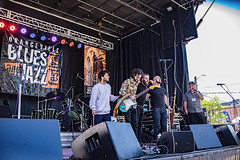 A55T8476 (Nick Kozub) Tags: justin saladino band orangeville blues jazz festival objf2018 concert gig live music spectacle fender gibson guitar ruckus fun photography day festive canon 1d x ef l usm 35350 f3556