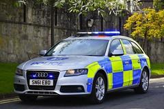 SN61 EBD (S11 AUN) Tags: police scotland audi a4 se avant quattro 30tdi estate traffic car drpu divisional roads policing unit anpr rpu 999 emergency vehicle edivision sn61ebd
