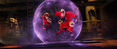 INCREDIBLES 2 (ismaelsanca13) Tags: incredibles2 disney pixar animation progressionimage lighting effects finalimage