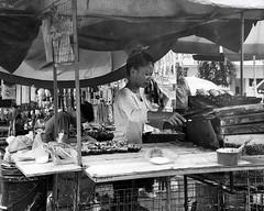 Bibinka (Beegee49) Tags: street vendor cooking bibinka cakes bacolod city philippines