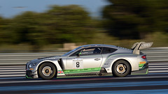 Bentley Team M-Sport Bentley Continental GT3 (Y7Photograφ) Tags: bentley team msport continental gt3 m sport vincent abril andy soucek maxime soulet httt castellet paul ricard track endurance blancpain 2018 gt series nikond7100 motorsport racing