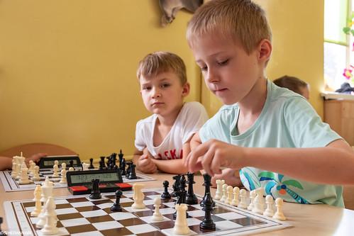 X Szachowe Mistrzostwa Przedszkola Miejskiego Nr 6-6
