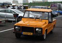 1985 Renault 4 Rodéo (rvandermaar) Tags: 1985 renault 4 rodeo renault4rodeo renault4 r4 sidecode4 ly01jn