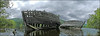 No Fishing Today (McRusty) Tags: ship wrecks great glen caledonian canal highland scotland