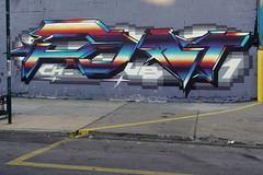 pantone (Luna Park) Tags: ny nyc newyork brooklyn graffiti mural production lunapark pantone pant1 felipe felipepantone